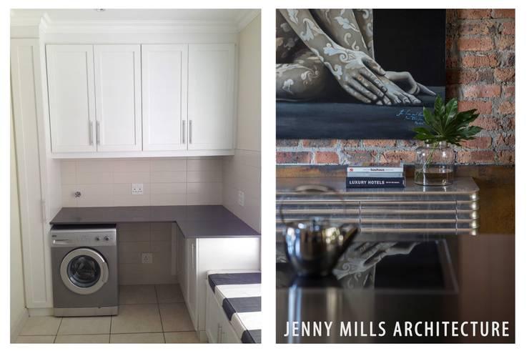 Kitchen by Jenny Mills Architects