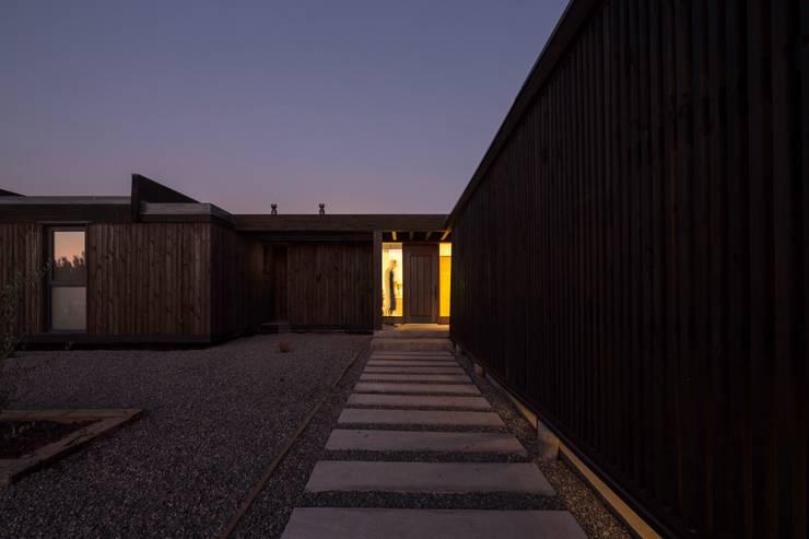 Terrazas  de estilo  por SUN Arquitectos