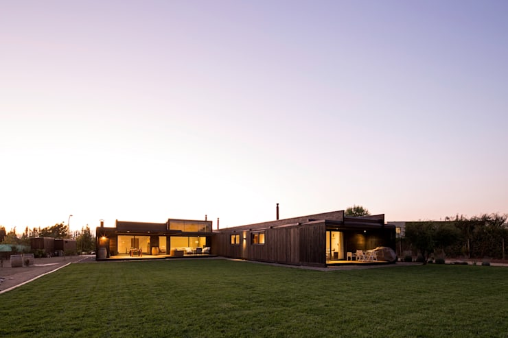 Houses by SUN Arquitectos