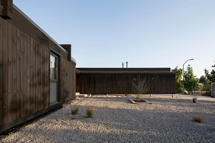 proyecto: Casas de estilo  por SUN Arquitectos
