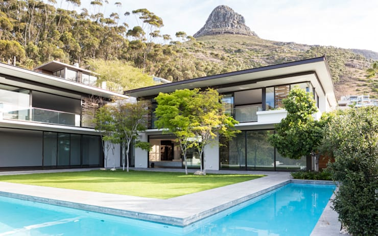 External Photo: modern Houses by Jenny Mills Architects