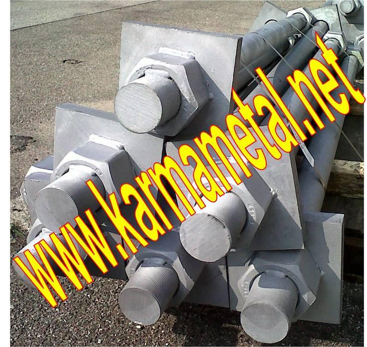 de estilo industrial de KARMA METAL, Industrial