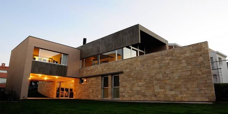 Projekty,  Domy zaprojektowane przez DMS Arquitectura