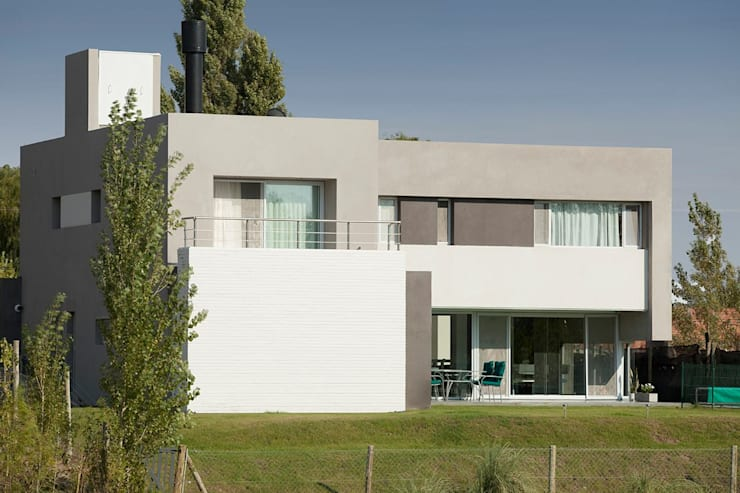 modern Houses by DMS Arquitectura