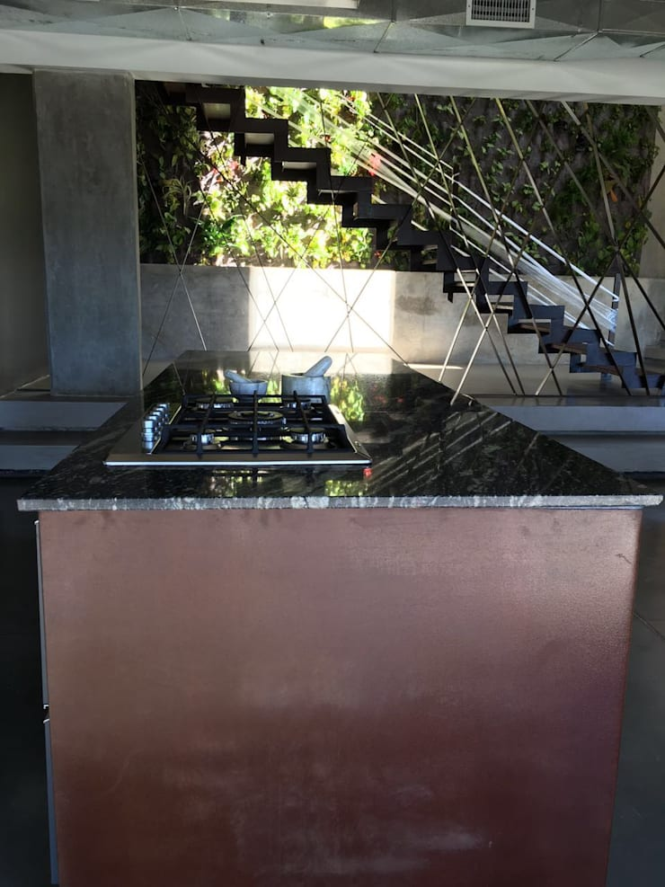 Cocina: Cocinas de estilo  por Arquitecta Fernanda Isola