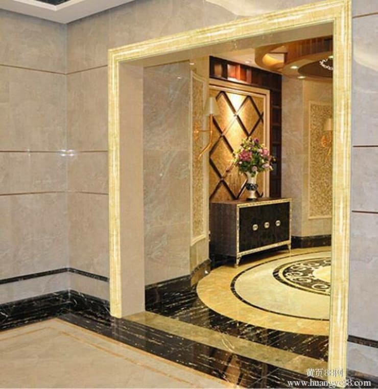 Completed projects:  Corridor & hallway by Source Ludhiana International