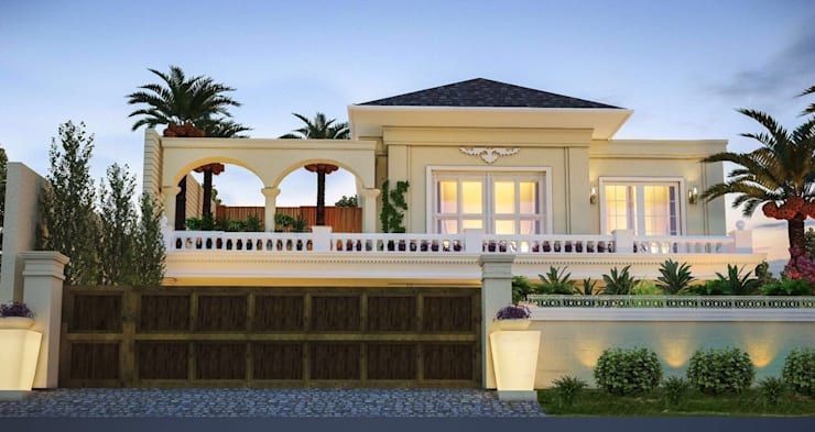Completed projects: modern Houses by Source Ludhiana International