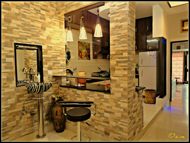 kitchen: asian Kitchen by Mehak Lochan Design