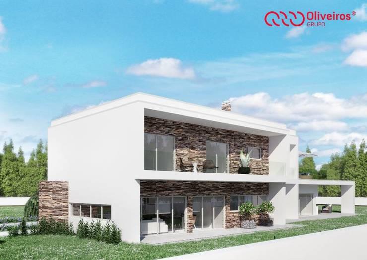 1409-DC-0115: Casas modernas por Oliveiros Grupo
