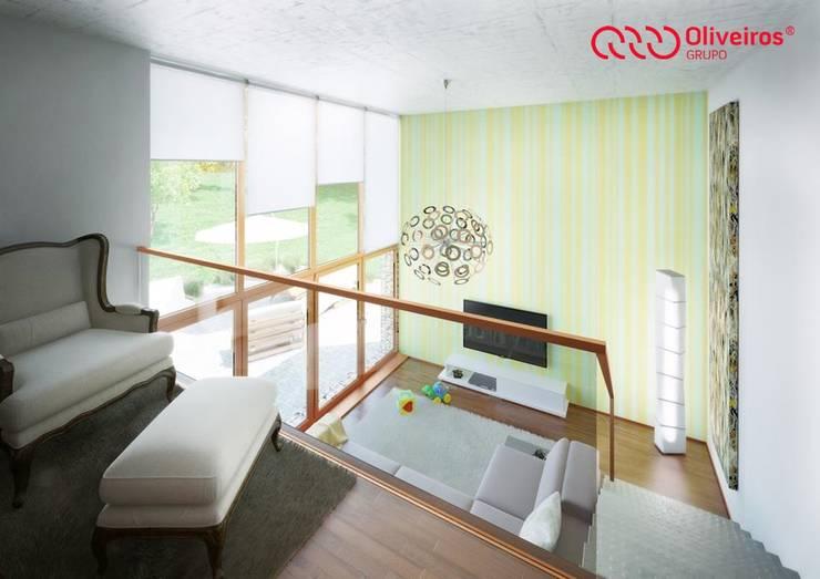 1381-PP-0814: Salas de estar  por Oliveiros Grupo