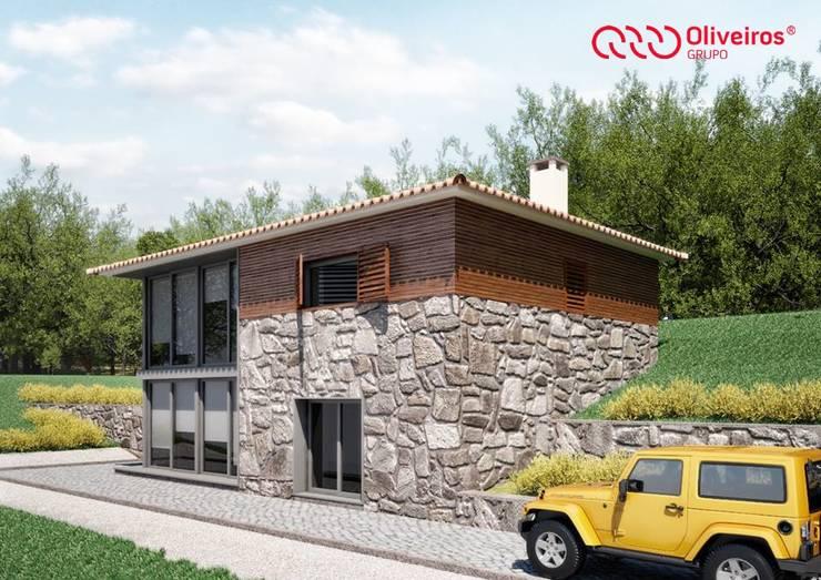 1422-JA-0315: Casas  por Oliveiros Grupo