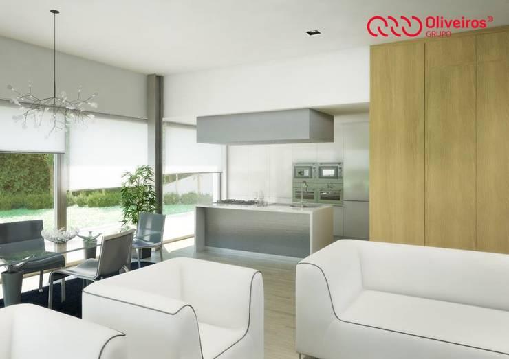 1407-PC-1214: Cozinhas  por Oliveiros Grupo