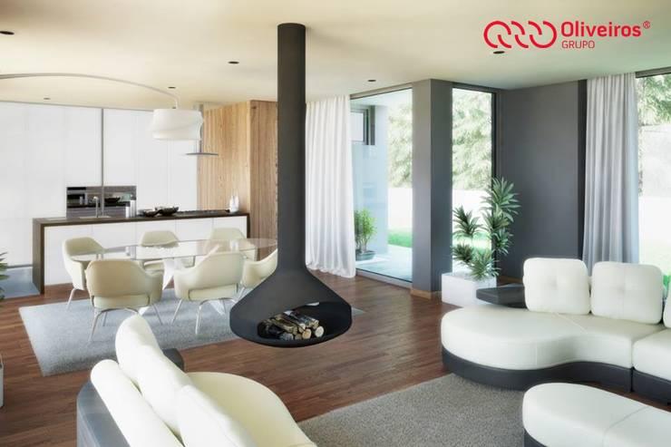 1325-MP-0813: Salas de estar  por Oliveiros Grupo