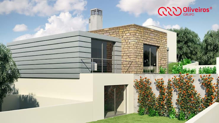 1328-VF-0813: Casas  por Oliveiros Grupo