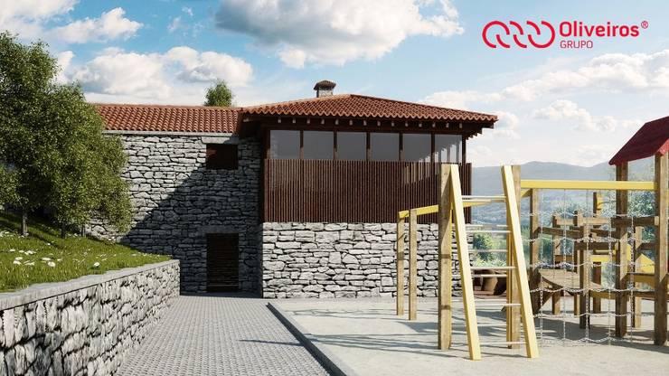 1274-RM-0812: Casas  por Oliveiros Grupo
