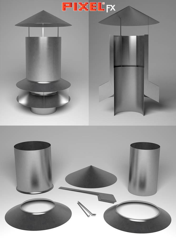 Deflector - design de produto:   por PIXELfx