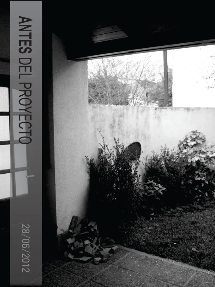 Casa CM - REFORMA VIVIENDA : Casas de estilo  por D'ODORICO ARQUITECTURA,