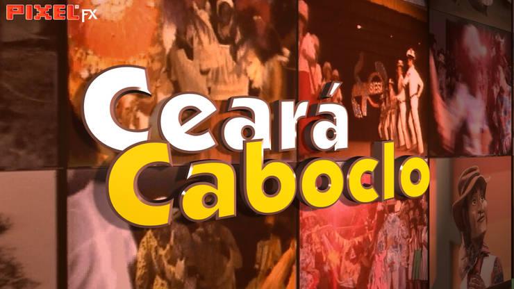 Ceará Caboclo - Vinheta de abertura - Brasil:   por PIXELfx