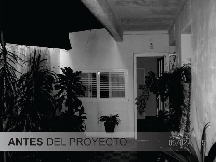Casa EP – REFORMA VIVIENDA :  de estilo  por D'ODORICO OFICINA DE ARQUITECTURA
