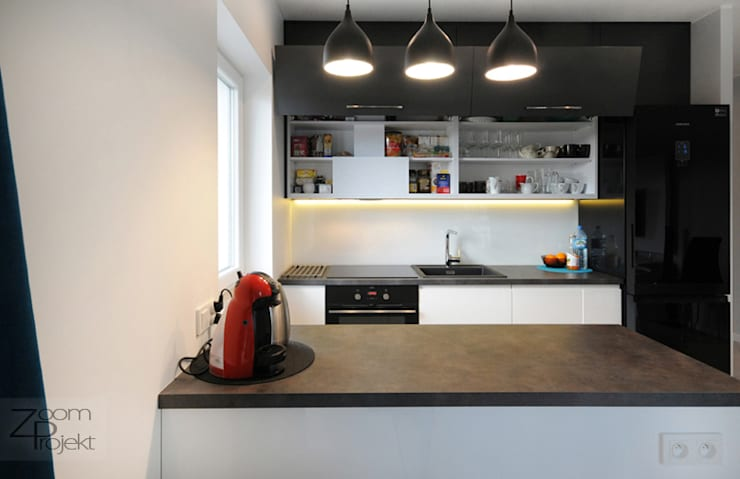 Kitchen by ZoomProjekt