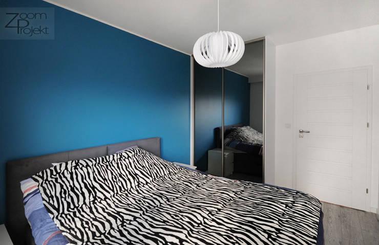 Bedroom by ZoomProjekt