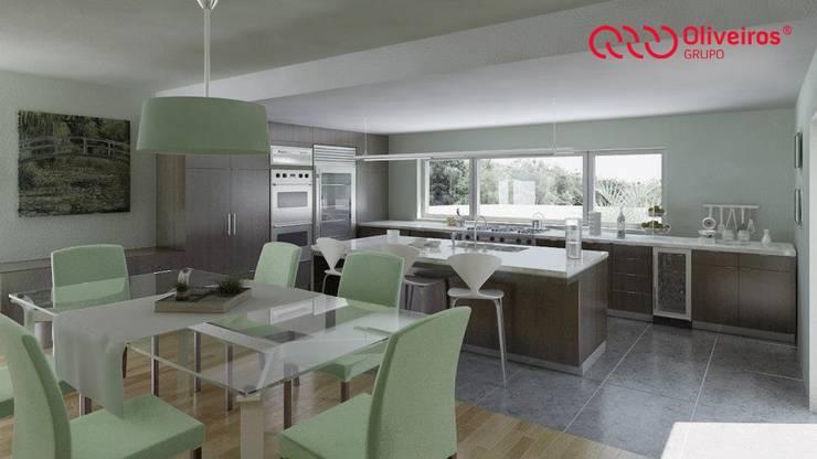 1148-SG-0710: Cozinhas  por Oliveiros Grupo
