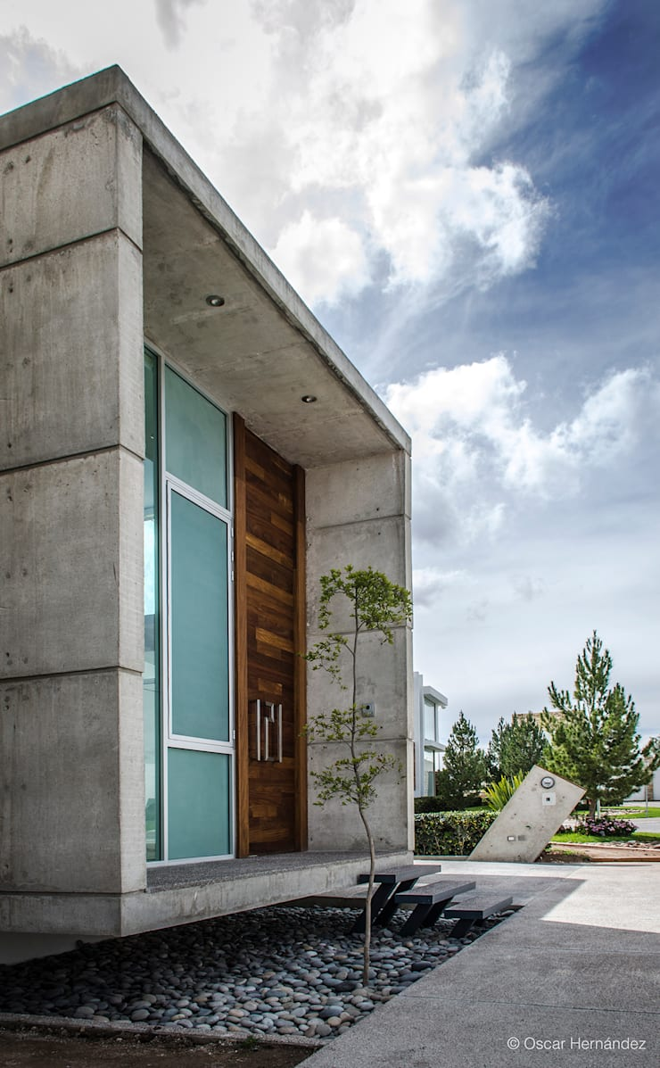 CASA TRIZO / MARRAM ARQUITECTOS:  de estilo  por Oscar Hernández - Fotografía de Arquitectura