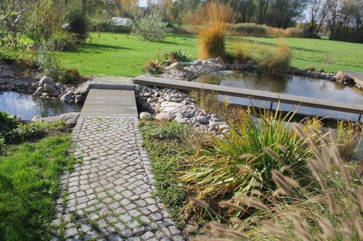 Herbststimmung: klassischer Garten von Gartenarchitekturbüro Timm