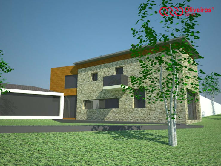 1142-LG-0610: Casas  por Oliveiros Grupo