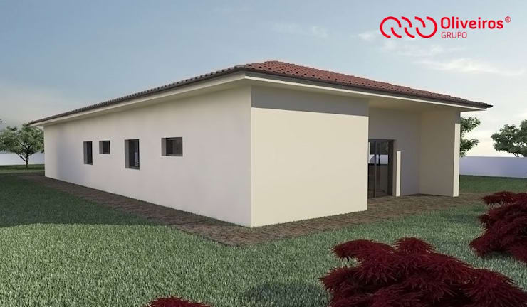 1174-LD-1110: Casas  por Oliveiros Grupo