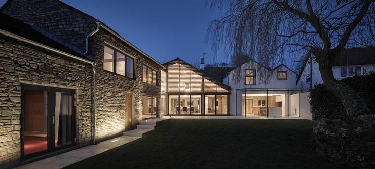 minimalistische Huizen door Andrew Wallace Architects