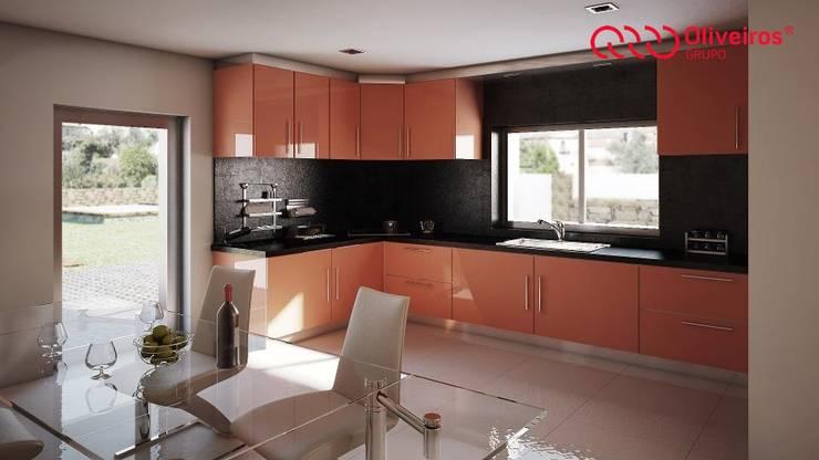 1121-MP-1209: Cozinhas  por Oliveiros Grupo