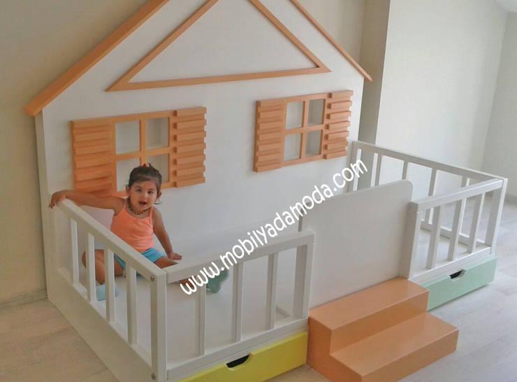 Детские комнаты в . Автор – MOBİLYADA MODA