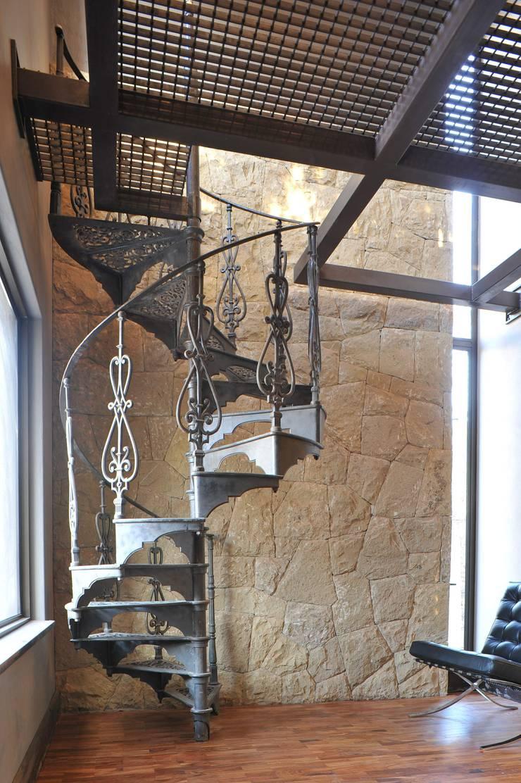 The Oak Tree Studio, Bloemfontein:  Corridor & hallway by Reinier Brönn Architects & Associates, Industrial