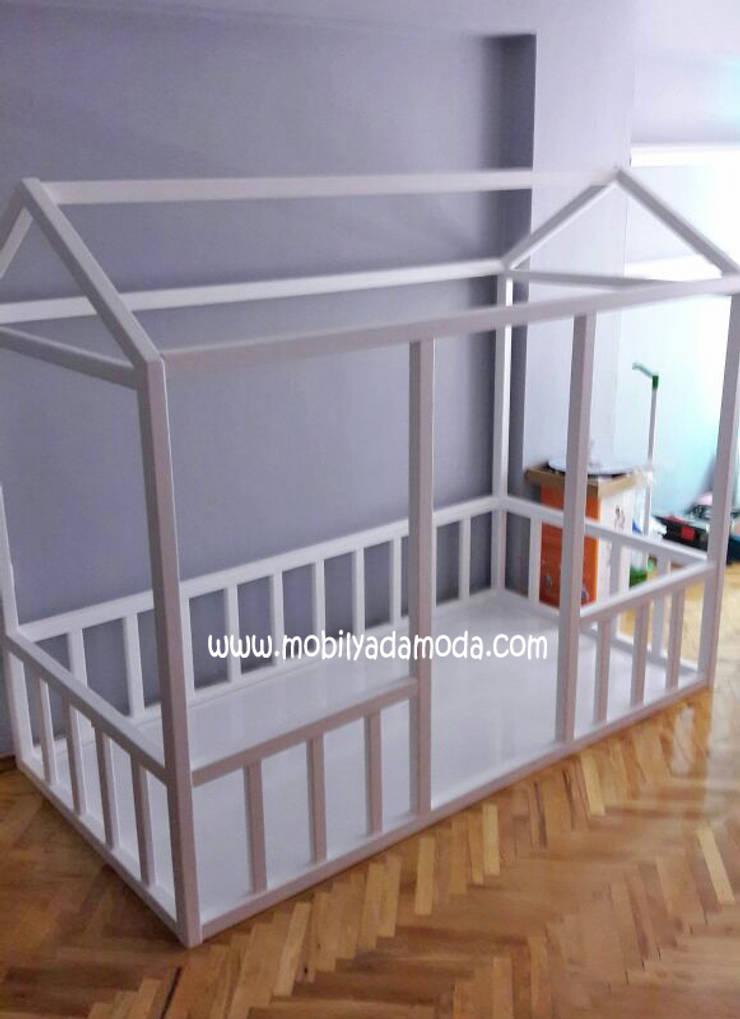 MOBİLYADA MODA  – Özel Tasarım Bebek Odaları, Yeni Nesil Montessori Bebek Odalari : modern tarz , Modern Ahşap Ahşap rengi