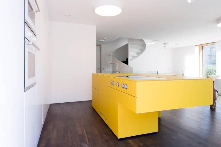 moderne Keuken door Loft 78 GmbH