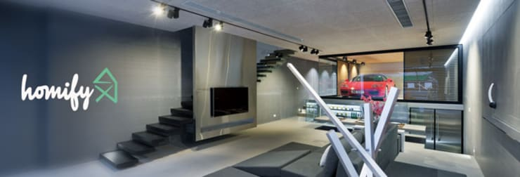 Garage/shed by Pedro Ribeiro - homify