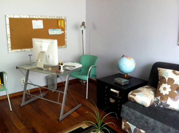 Del Sol Decor Estudios y despachos clásicos de Erika Winters Design Clásico