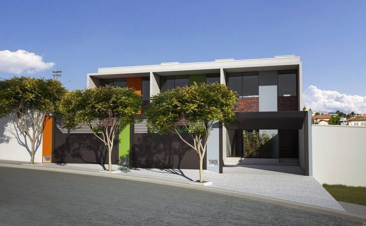 Casas  por canatelli arquitetura e design