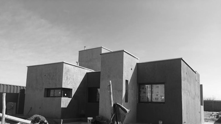 Houses by modulo cinco arquitectura