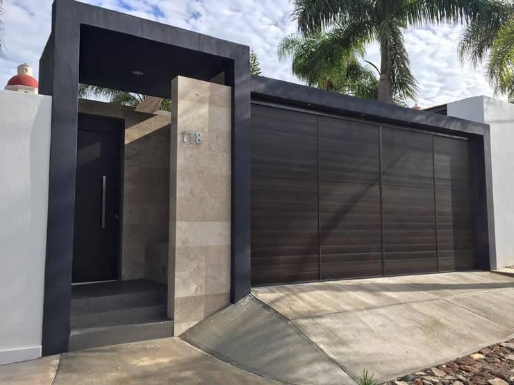 Projekty,  Domy zaprojektowane przez Arki3d