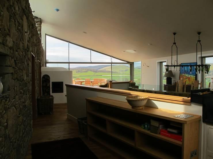 modern Living room by Mark Waghorn Design