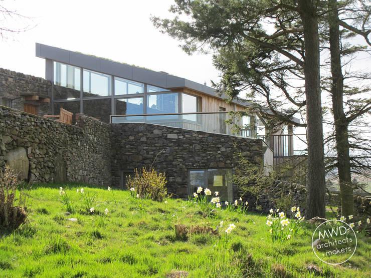modern Houses by Mark Waghorn Design