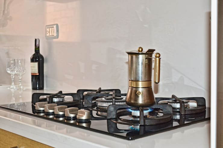 Cocinas de estilo  por Loft estudio C.A.