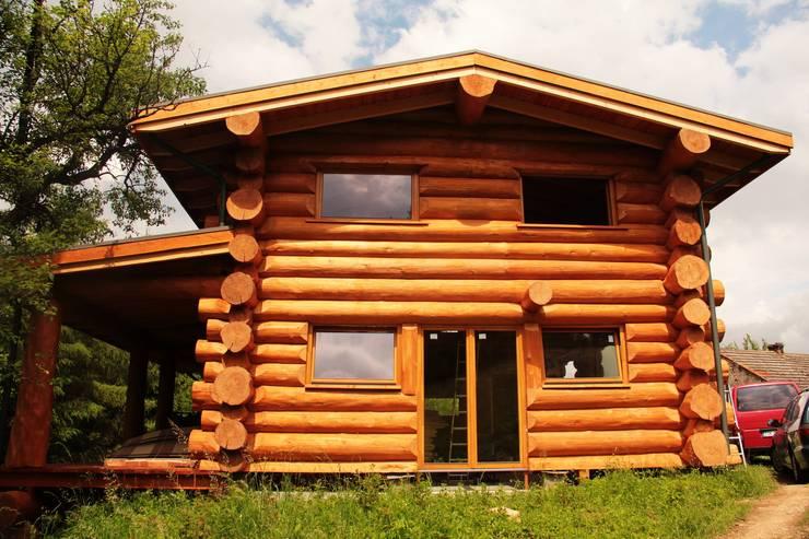 Дома в . Автор – Organica Design & Build
