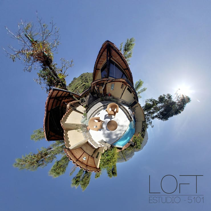 by Loft estudio C.A.