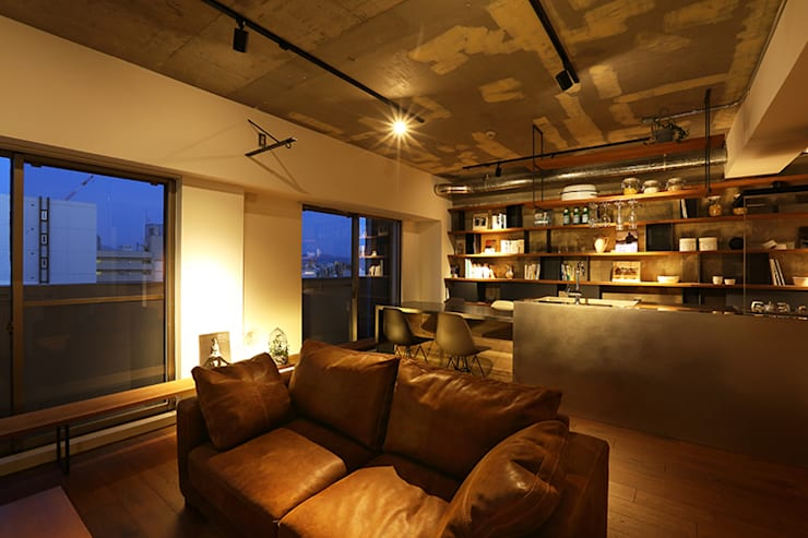 Living room by SWITCH&Co.
