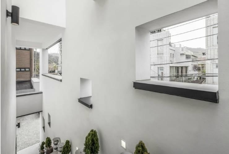 인터텍스빌딩: DA건축사사무소(Architects DA)의