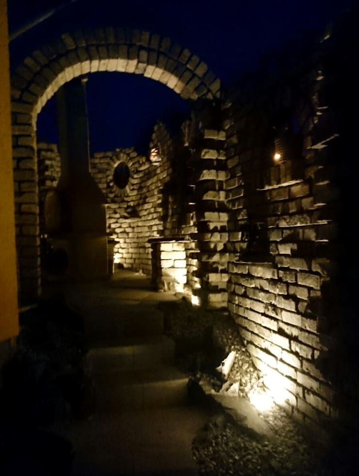 Garden by Antik-Stein, Country Bricks