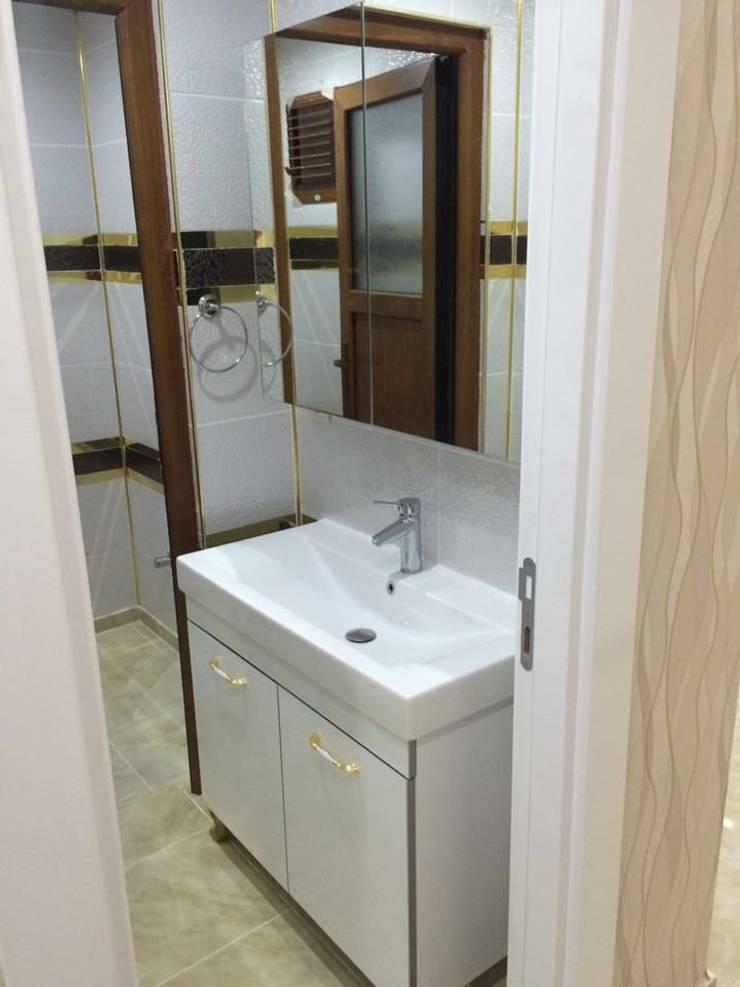 NİL DEKOR  – Nil Dekor Şanlıurfa:  tarz Banyo